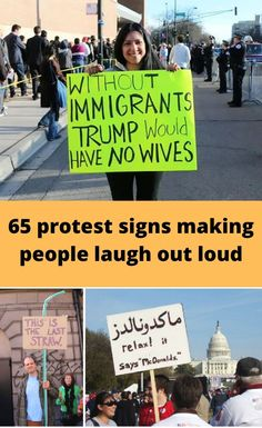 #65 #protest #signs #making #people #laugh #out #loud Best Quotes, Funny Quotes, Protest Signs, Local Parks, History Teachers, People Laughing, Just Relax, Funny Signs, Laughter
