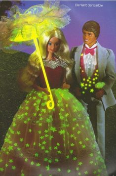 I thought this was the best barbie ever