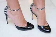 stripped, blackandwhite-guilherminashoes scarpin Blog da Laporte - Moda   Laporte Calçados