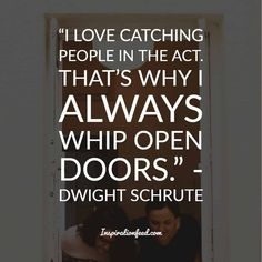 Dwight Schrute Quotes quotes to live by quotes deep quotes inspirational funny q. Deep Quotes, Quotes Quotes, Quotes To Live By, Qoutes, Dwight Schrute Quotes, The Office Dwight, Short Funny Quotes, Wit And Wisdom, Funny Inspirational Quotes