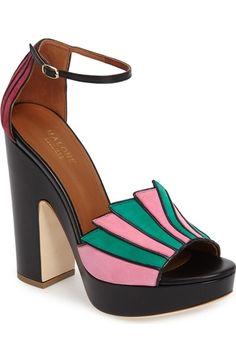 e59dad70eae Malone Souliers Lillian Platform Sandal (Women) available at  Nordstrom  Ankle Strap Shoes