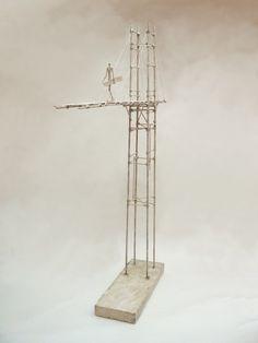 Antoine Jossé 1970 ~ Surrealist sculptor and painter Contemporary Sculpture, Contemporary Art, Minimalist Furniture, Creative Pictures, Acrylic Colors, Art Object, Clay Art, Installation Art, Sculpture Art