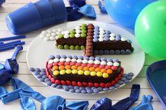 5 tartas de cumpleaos fciles de animales Pinterest Tartas de
