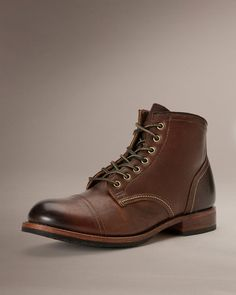 Made in USA - Mens Leather Boots | The FRYE Company