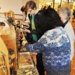 What happened during Fair Trade Awareness Week at John Carroll University?