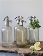 Antique Seltzer Bottles, Vintage Soda Bottle