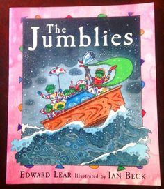 Read Edward Lear's poem 'The Jumblies'; a favourite with children AND adults. It also epitomises what quirky travel and adventure.