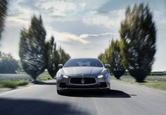 The new frontier of dynamism. #MaseratiGhibli