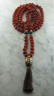 Mala Beads for Meditation, Yoga and Beyond