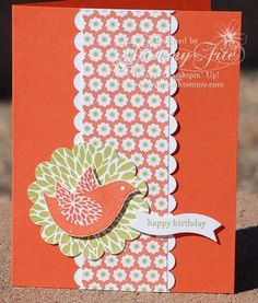 Betsy's Blossoms stamp set, nice colors  Scoopswap