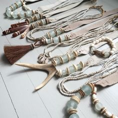 Twine & Twig Jewelry in Mist