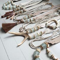 Twine & Twig Jewelry in Mist