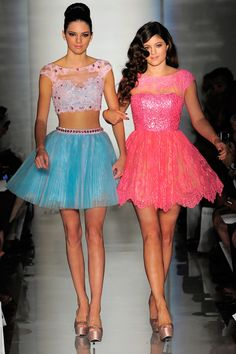 Kendall and Kylie Jenner's Personal Style
