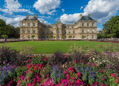 Parc de Luxembourg by Wilhelm Chang on 500px