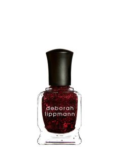 Ruby Red Slippers Nail Polish by Deborah Lippmann  #Nail_Polish