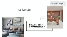 Nå får du alle tips og triks til innredning av ditt drømmehjem. Nå kan du endelig få dine beste resultater i ditt nydelige hjem! Interior Design, Instagram, Design Interiors, Home Interior Design, Interior Architecture, Home Decor, Home Interiors, Interior Decorating