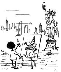 a liberdade dos United States