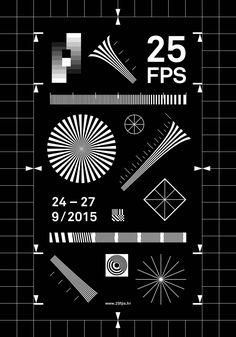 25 FPS 2015, Festival du film expérimental, Zagreb #festival https://fr.pinterest.com/igreka2n/festival/