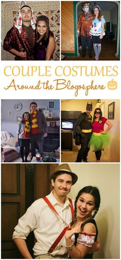 Couple Costume Ideas | Simple Moments Stick