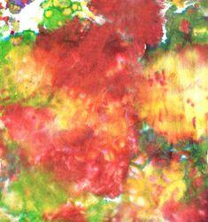 Rimma's water colours