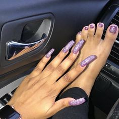 for daily pins Chrome Nails Designs, Acrylic Nail Designs, Acrylic Nails, Acrylics, Glam Nails, Hot Nails, Hair And Nails, Manicure E Pedicure, Mani Pedi