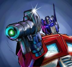 OPTIMUS PRIME 2012 by Optimus8404 on DeviantArt