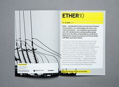 ether double page spread.