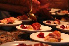 Pancetta-wrapped Pork Tenderloin - Inn at Laurel Point