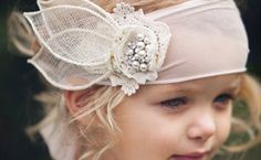 Can Can Parasol Headband