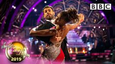 THEY GOT 40! Kelvin & Oti Quickstep to The Lady is a Tramp - Week 12 Sem... Glee Cast, It Cast, Bbc Strictly Come Dancing, Professional Dancers, Best Dance, Semi Final, Finals, Concert, Couples