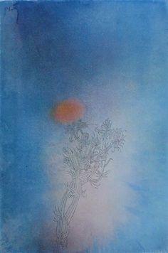 """Paul Klee """"The Plant And Its Enemy / Die Pflanze Und Ihr Feind"""" 1926"""