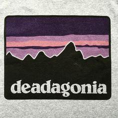 Image of Deadagonia Grey Short Sleeve