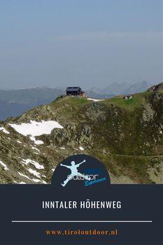 Inntaler Höhenweg met de Seven Tuxer Summits Desktop Screenshot, Alps