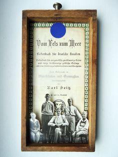 """mano k., art box nr 153, 01.june 2012, """"vom fels zum meer"""""""
