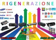 #therightwaytosavingandquality http://www.dmprigenerazioni.it Rigeneri Risparmi e Riutilizzi