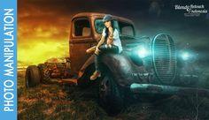 Photoshop Tutorial - Photo Manipulation - PHOTOSHOP CS6