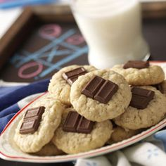 My Kids' Favorite Cookies Recipe from Taste of Home -- shared by Ardys Smith of Palo Alto, California