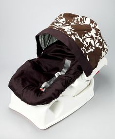 Take a look at this Mudd Pie Infant Car Seat Cover by The Peanut Shell on #zulily today! $34.99, regular 60.00 Sale ends in 1 days, 6 hours. In otherwords, sale ends on Friday, June 7th in the evening.