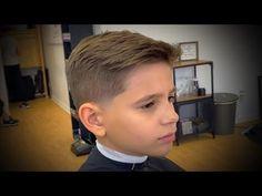 Young Boy Haircuts, Toddler Boy Haircuts, Kids Hairstyles Boys, Cool Boys Haircuts, Boy Haircuts Short, Little Boy Hairstyles, Haircuts For Little Boys, Boys Haircuts With Designs, Toddler Boys