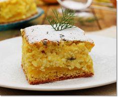 kapros túrós lepény Hungarian Recipes, A 17, Food Network, Minion, Cornbread, Vanilla Cake, Oreo, Ethnic Recipes, Minions