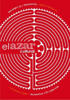 Noviembre. El laberinto. Danza contemporánea por el grupo Momentum  http://www.elazarcultural.blogspot.com/2008/10/momentum-en-el-laberinto.html