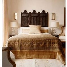 This Moroccan Headboard Is Amazing Trying To Recreate In My