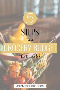 I think I can finally get my grocery spending budget under control after reading this! Click to learn more or pin for later!
