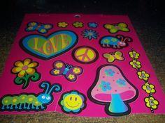 Love & Peace Stickers