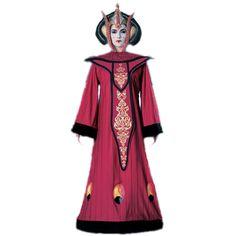 Amidala code produit : 951-075 4 pièces : Robe, 2 Cols et Coiffe. Taille : 40.