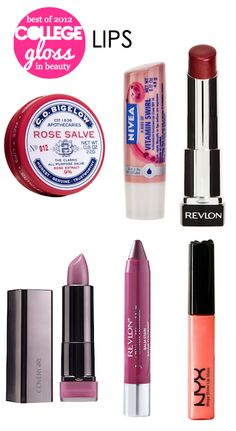 College Gloss: The Best Makeup Products of 2012