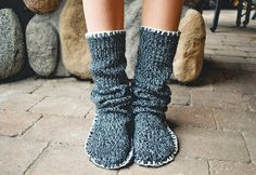 Slippers are a fabulous way to keep your toes toasty as temperatures start to drop. This DIY project will show you how to create your own cute and cozy slipper boots from an old sweater – and…