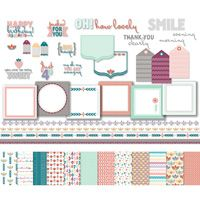 You Are So Nice Kit!  Great for spring and summer, this versatile kit will help you with all your projects   Download includes: * 17-piece SVG stamp brush set  * 12 Designer Series Papers * 26 embellishments   * Coordinates with the Packed For You Designer Template   Colors:  Apricot Appeal, Blushing Bride, Dusty Durango, Going Gray, Island Indigo, Pool Party, Rich Razzleberry, Wisteria Wonder