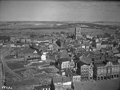 Nikolaikirche Rostock: Als ein Zentrum der Rüstungsindustrie lag Rostock schon...