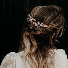 Haaraccessoire van Lizeron Paris - Ariane | Sally's Bridal Webshop